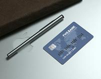 Realistic Credit Card Mockups