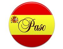 """Paso"" Android app icon"
