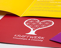 Corporate Design - Kinesiology Kraftwerk
