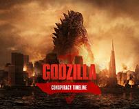 Godzilla Conspiracy Timeline