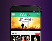 PANA TV APP (Android)