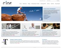 RINF website