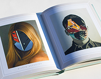 Contemporary Portraits Book