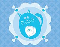 Cartão Dia das Mães PremieR pet