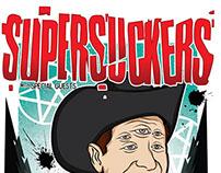 Supersuckers Poster.