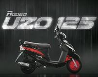 Mahindra Rodeo Uzo 125 TVC 2014
