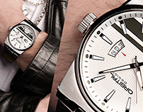 Orbital Watches / SS 2015