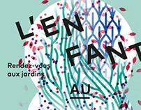 Poster — Rendez-vous aux jardins 2014