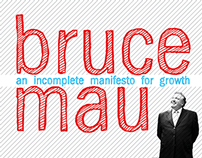 An Incomplete Manifesto for Growth - Bruce Mau