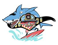 WWE Magazine illustrations