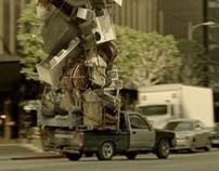 Levi's Junk Truck
