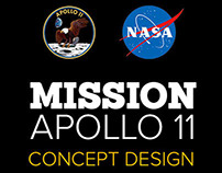 Mission Apollo 11 Concept Design