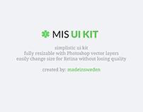MIS UI Kit