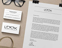 "Branding ""LOOK"" Personal Styling Service"