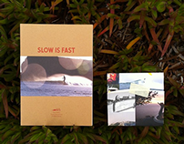 Event photography for Patagonia's Slow Is Fast Premiere