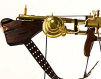 Ray Gun Prop