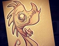 More daily sketch art
