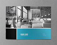 Minimal Modern Brochure