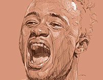 portrait of jordan ayew