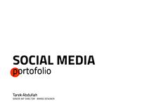 Social Media Portofolio