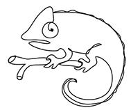 Noodle Doodle (One line illustrations)