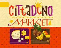 CITTADINO_Market. For Yumbastudio.