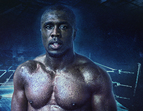 Andre Berto - Photo Manipulation