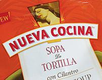 Nueva Cocina  | Brand & Web Design