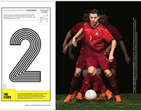 World Cup Issue, The New York Times Magazine