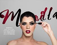 "MARAVILLA ""The Woman in me"" ."
