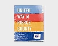 United Way of Pierce County brochure