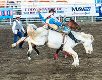 Cody Stampede Rodeo 2014