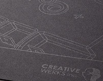 Creative Werks Collateral Brochure