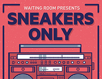 SNEAKERS ONLY | poster 3