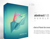 Abstract 1.0 Art Bundle