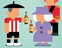 San Miguel patrocinador del Athletic Club de Bilbao