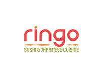 Ringo Sushi- Rebrand & Web Design