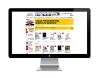 Livraria Almedina - website