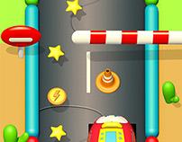 i-wow Beep beep imaginarium Game Interface design