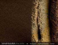 Website: Sohail Abdullah, Fine Artist
