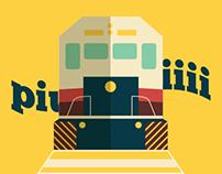 VT Segurança na linha férrea - Vale/ Tv Alterosa