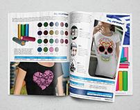8 Page Corporate Mini Catalog