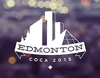 COCA 2015 Edmonton Logo