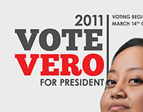 Vote Vero Campaign