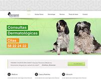Perrionni, Dermatology Veterinary website