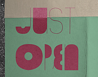 Just Open