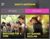 Fitness Gym App