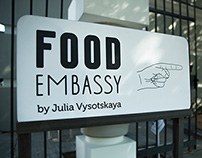 Food Embassy: where food is housed!