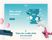 Kaya – Website