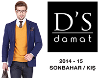 D'S Damat AW15 Lookbook
